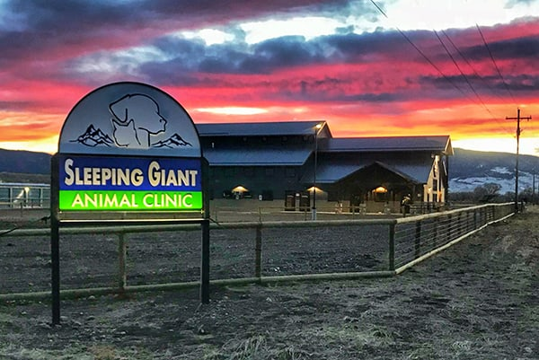 Sleeping Giant Animal Clinic